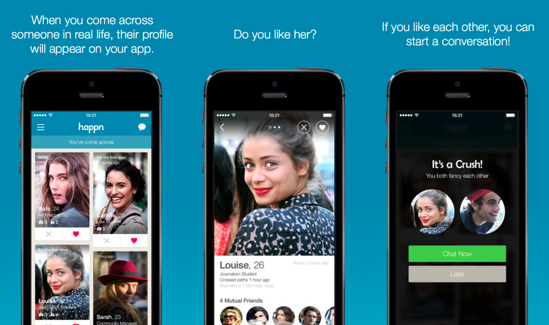Dating apps för iPhone 2015